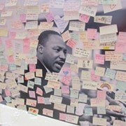 Rock Hall Releases the Schedule of Events for Its Martin Luther King Day Celebration