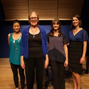 Blue Streak Ensemble Musically Remembers the Cuyahoga River Fire 50 Years Ago and the Rest of the Classical Music to Catch This Week