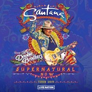Santana's Supernatural Now Tour Coming to Blossom in August