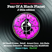 Now That's Class to Host the Fourth Annual Fear of a Black Planet Hip-Hop Showcase