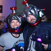 Yuri's Night: Space Party Will Take Place on April 13 at the Great Lakes Science Center