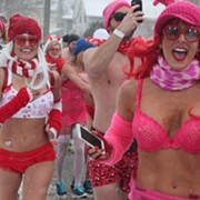 Everything You Need to Know About Cupid's Undie Run This Saturday