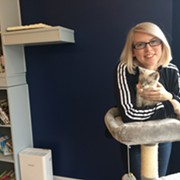 Tremont's Cat Cafe Proves That Cats Aren't So Bad in Small Doses
