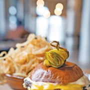 The Food Outshines the Setting at the New Ohio City Galley
