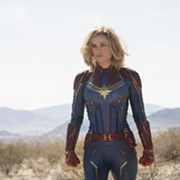 Heroism Reduced to Firepower in Marvel's 'Captain Marvel,' a Movie That is Fine