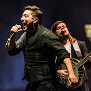 Fans Get Two Shows in One From Mumford and Sons at the Q
