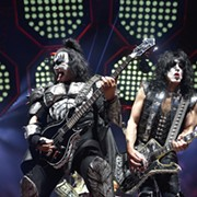 KISS Rocks Cleveland One Last Time With an Energetic Show at the Q