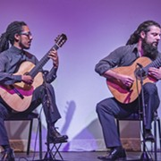 The Brasil Guitar Duo of João Luiz & Douglas Lora and the Rest of the Classical Music to Catch This Week