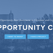 Cleveland Unveils Pitch for 'Opportunity Zone' Projects