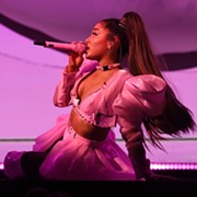 Ariana Grande Shows Off Her Vocal Chops During Heavily Choreographed Concert at the Q