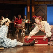 Great Lakes Theater's Production of 'The Taming of the Shrew' is a Comedy With Consequence
