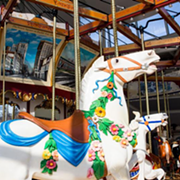 Cleveland History Center to Host a Euclid Beach Park Grand Carousel Birthday Bash on May 19