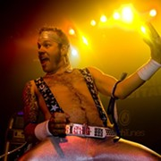 The Winchester to Host a US Air Guitar Championship Event in June