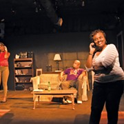 'Thiz Girlz Lyfe' Brings a Cleveland Morality Play to the Stage