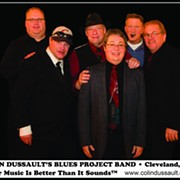 Colin Dussault's Blues Project Turns 30