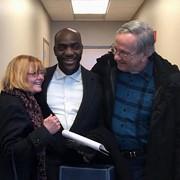 CBS News Captures How Cleveland Has Rallied Around Haitian Asylum Seeker Ansly Damus