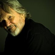 Kris Kristofferson & the Strangers Coming to MGM Northfield Park — Center Stage on November 17