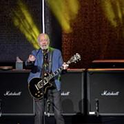 Peter Frampton Bids Farewell at Rousing Blossom Concert