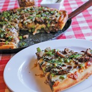 Ohio City Pizzeria Pairs Good Food With Great Cause