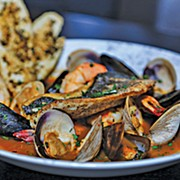 Simple Preparations That Let the Seafood Shine are the Best Bets at Blu