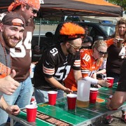 City of Cleveland Reminds Browns Fans That Alcohol Consumption is Strictly Prohibited at the Muni Lot