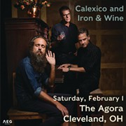 Calexico and Iron & Wine to Perform at the Agora in February