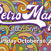 RetroMania, a Fundraiser for St. Augustine, Brings Food, Fun and a Late-'60s Vibe to Rock Hall
