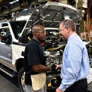 Automaker Says Ohio Workers Need New Trade Deal