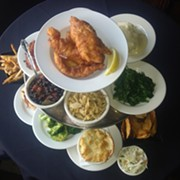 Prosperity Social Club To Introduce a Year-Round Fish Fry