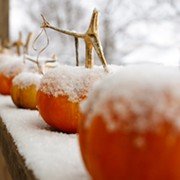 Cleveland's Scary Halloween Forecast Includes Strong Winds, Rain and, of course, Snow