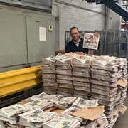 Eric Brewer Launches Print Newspaper After Facebook Ban