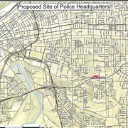 Cleveland Wants to Build New Police HQ on Opportunity Corridor