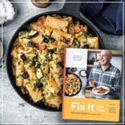 Michael Symon and Doug Trattner's Latest Cookbook, 'Fix It With Food,' Officially Out Today