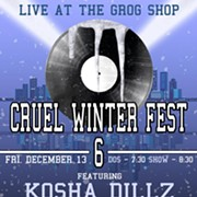In Advance of Next Week's Show at the Grog Shop, Jewish Rapper Kosha Dillz Talks About How Hip-Hop Saved His Life