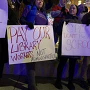 Cleveland Public Library Workers Could Go on Strike if Bargaining Session Goes South