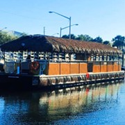 Tiki Barge Cruises to Hit the Cuyahoga River This Summer