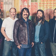 After a Terrific 2019, Greensky Bluegrass Comes to the Agora on Jan. 17