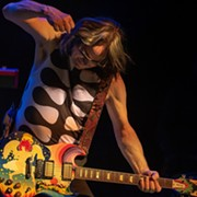 Todd Rundgren to Play Back-to-Back Shows at MGM Northfield Park — Center Stage in May