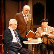 Sterling Cast and Crisp Direction Elevate Tale of WWI Vets in 'Heroes' at Clague Playhouse