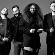 Coheed and Cambria's Neverender Tour Will Stop at the Agora in September