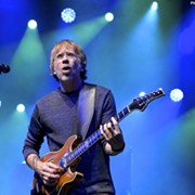 Trey Anastasio Band to Perform at Jacobs Pavilion at Nautica in June