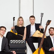 Oberlin Artist Recital Series Welcomes Genre-Mixing Russian Renaissance This Weekend