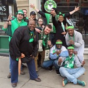 Here's a List of Cleveland St. Patrick's Day Festivities You Don't Want to Miss