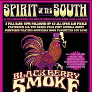 Blackberry Smoke's Spirit of the South Tour Coming to Jacobs Pavilion at Nautica in August