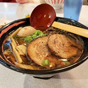 Some of the Best Ramen in Northeast Ohio Can be Found at Issho Ni in Willoughby