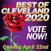 Vote in Scene's Best of Cleveland 2020 Poll Now