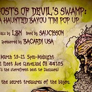 Ghosts of Devil's Swamp, an LBM and Saucisson Pop-Up Event in Slavic Village