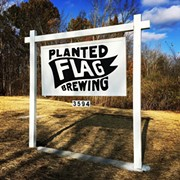 Planted Flag Brewery's Grand Opening Still Takes Place Today But the Place Is Open For Take-Out Only