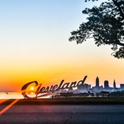 If Your Name is Brad and You Visited the Cleveland Sign at Edgewater on March 13, Someone is Looking for You