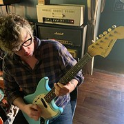 Here's A Nice Story About Patrick Carney of the Black Keys, Akron, and a Guitar Coming Full Circle